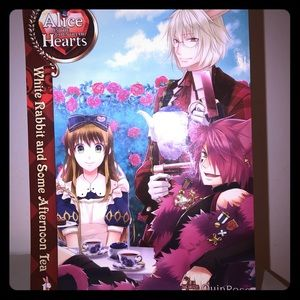 Alice in the country of hearts manga